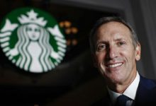 Howard Schultz CEO Starbucks