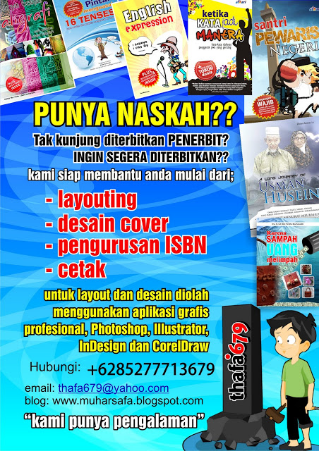 Photo of Bikin Buku Sendiri