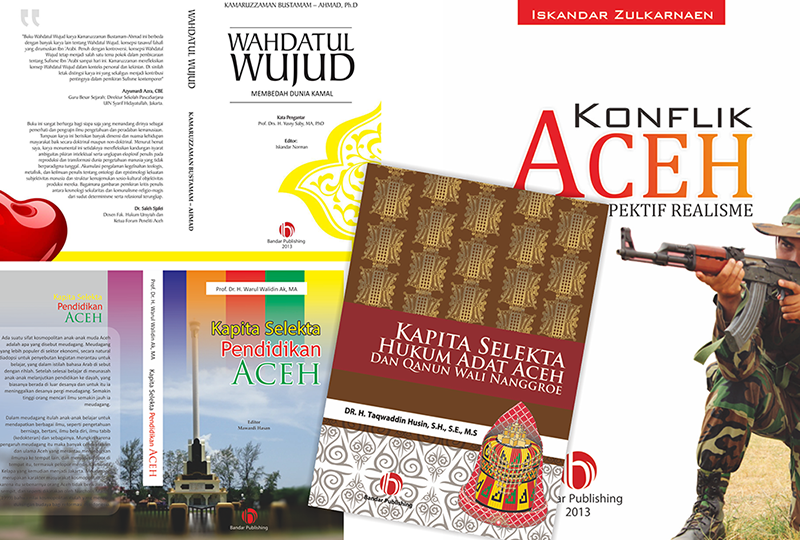 Photo of Desain Cover dan Layout Buku Bandar Publishing