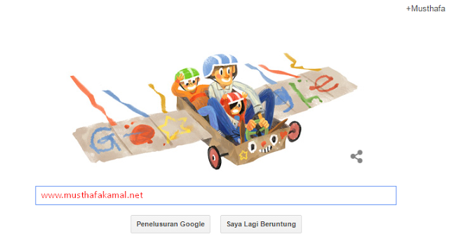 Photo of Ada Hari Ayah di Google Doodle