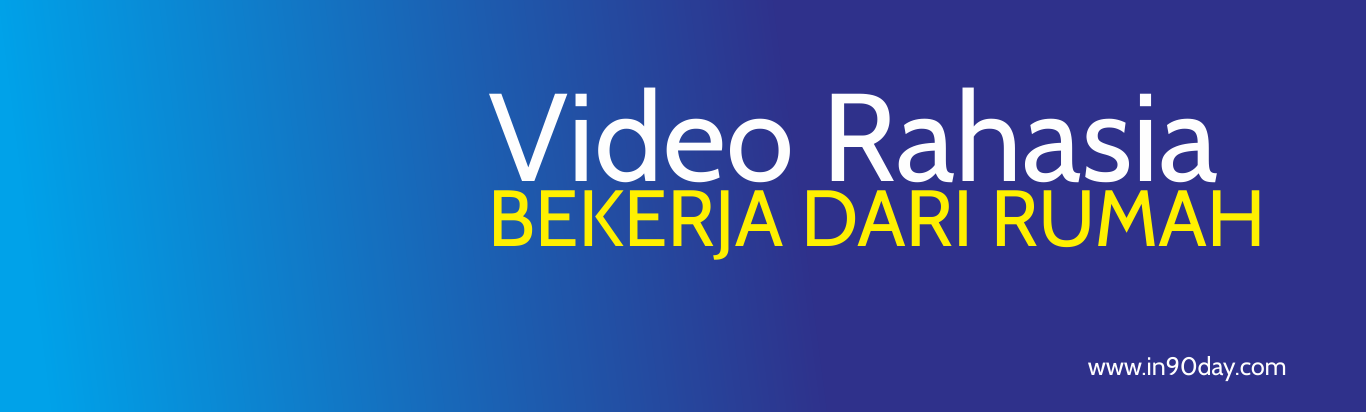 Photo of Video Rahasia Bekerja Dari Rumah