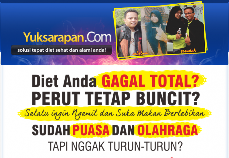 Photo of Tampilan Baru Web Yuksarapan.Com