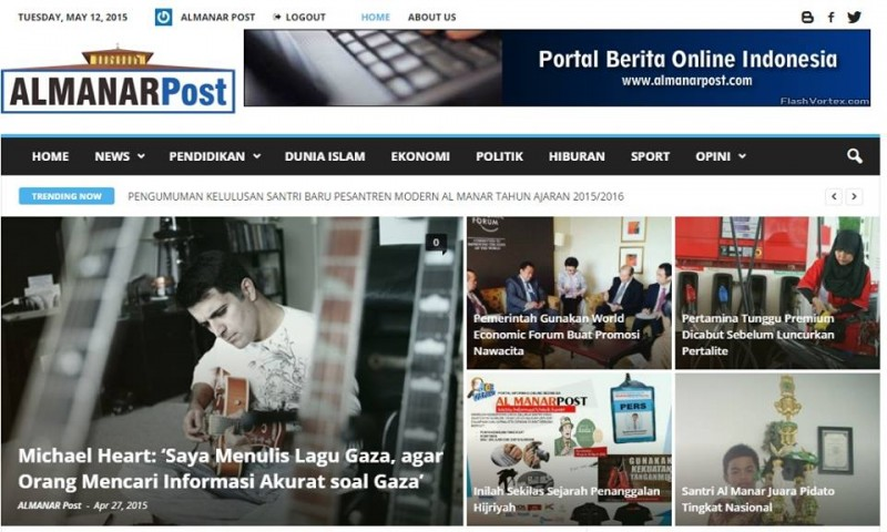 Photo of Portal Berita Online AlmanarPost.Com