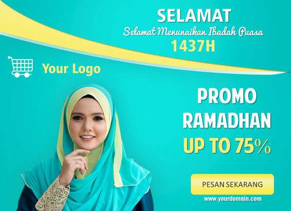 Photo of Template Untuk Membuat Video Promosi Ramadhan
