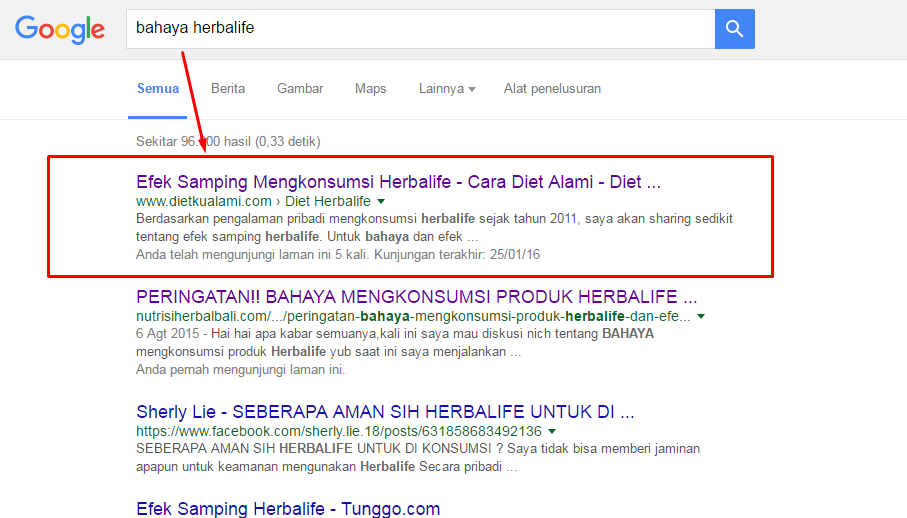 Kursus Private SEO