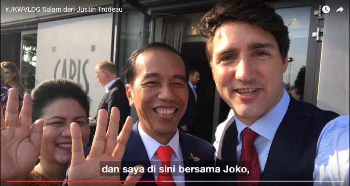Photo of Penghasilan Presiden Jokowi dari Channel Youtube