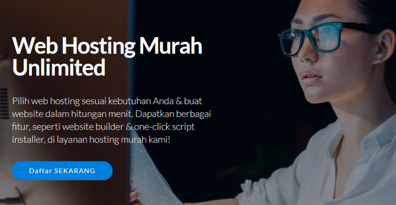 Web Hosting Unlimited Indonesia Murah