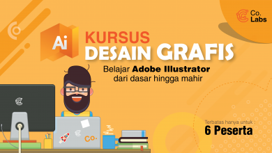 Photo of Kursus Desain Grafis Program Adobe Illustrator di Banda Aceh