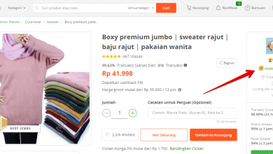 Photo of Tips Dan Tutorial Cara Mencari Supplier di Tokopedia